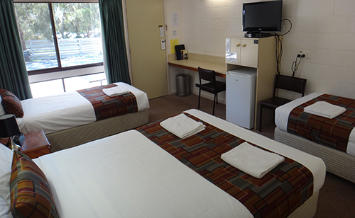 Halls Gap Motel - Double Room
