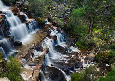 Burrong Falls - Grampians