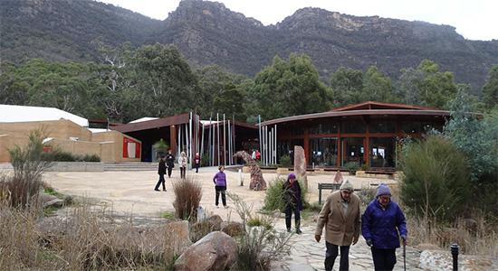 Brambuk Cultural Centre: Halls-Gap