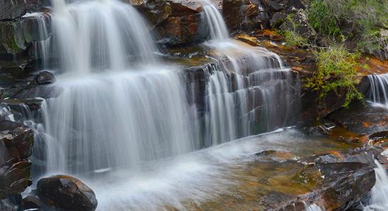 Burrong Falls Grampians