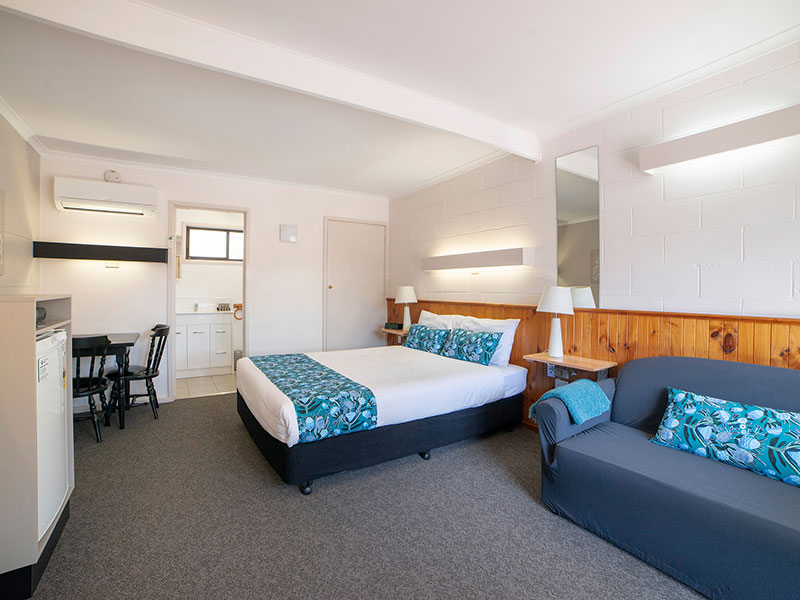 Halls Gap Motel: Double Room